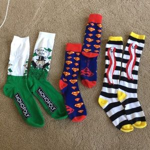 Other - Assorted high socks
